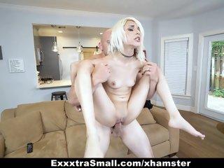 ExxxtraSmall - Petite Blonde..