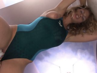 whore in swimsuit