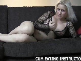 Blow a big hot load of cum..