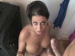 British slut Emma Butt talks..