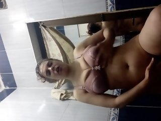 Egyptian Mom Masturbation In..