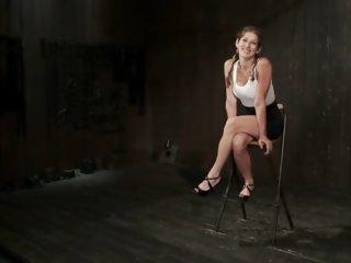 Incroyable fétiche, brunette xxx video