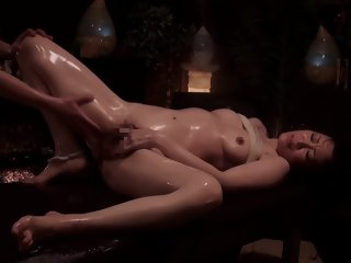 Aphrodisiac Oil Massage 14 /..