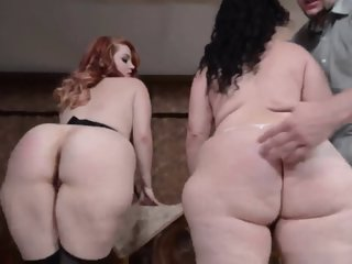 Two Big Booty Ho's