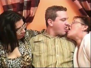 Delicious Fat Grandma..