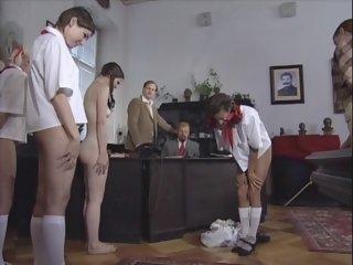 Czech minxes got punished..