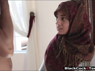 Kinky Arab babe Nadia Ali..