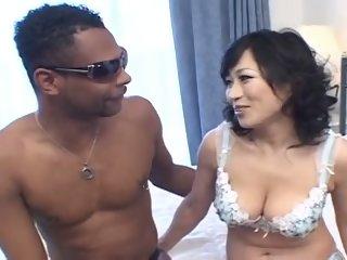 Natsumi Kitahara Interracial..