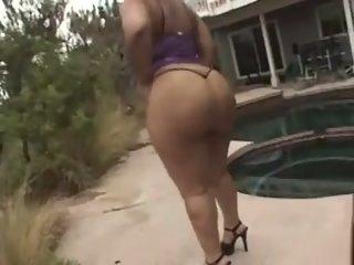Big luscious ass fucked