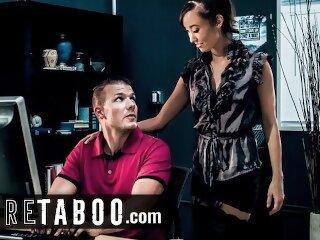 PURE TABOO Lesbian Teacher..