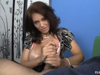 POV Milf So Horny Wants Your..