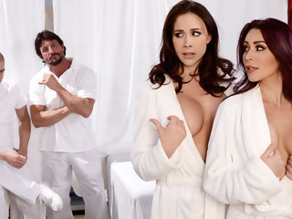 Chanel Preston & Monique..