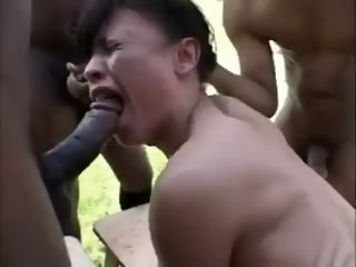Soccer GangBang