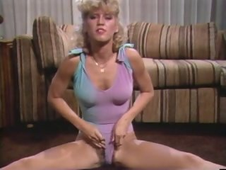 Aerobics Workout - Jerk Off..