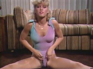 Aerobics Workout - Jerk Off..