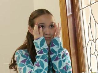 Beauty tiny teen Amai Lui..