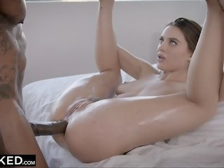BLACKED Huge BBC UP Lana..