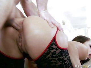 Liza Del Sierra anal fuck in..