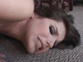 Sizzling Bobbi Star enjoys a..