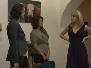 Hottest Lesbian sex scene