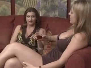 Horny Lesbian, Cunnilingus..