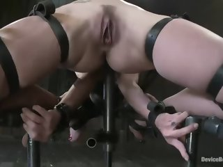 Felony Bound in Cruel Latex,..