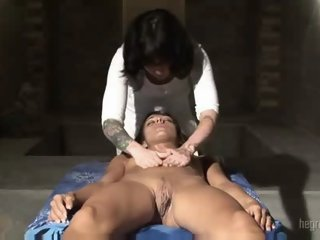 Dominika C. massage..